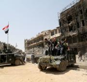 US forces to stay in Iraq as long as needed