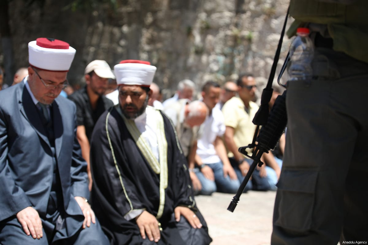 Muslims And Metalworkers A Day In Moradabad: Day Of Rage At Al-Aqsa Mosque