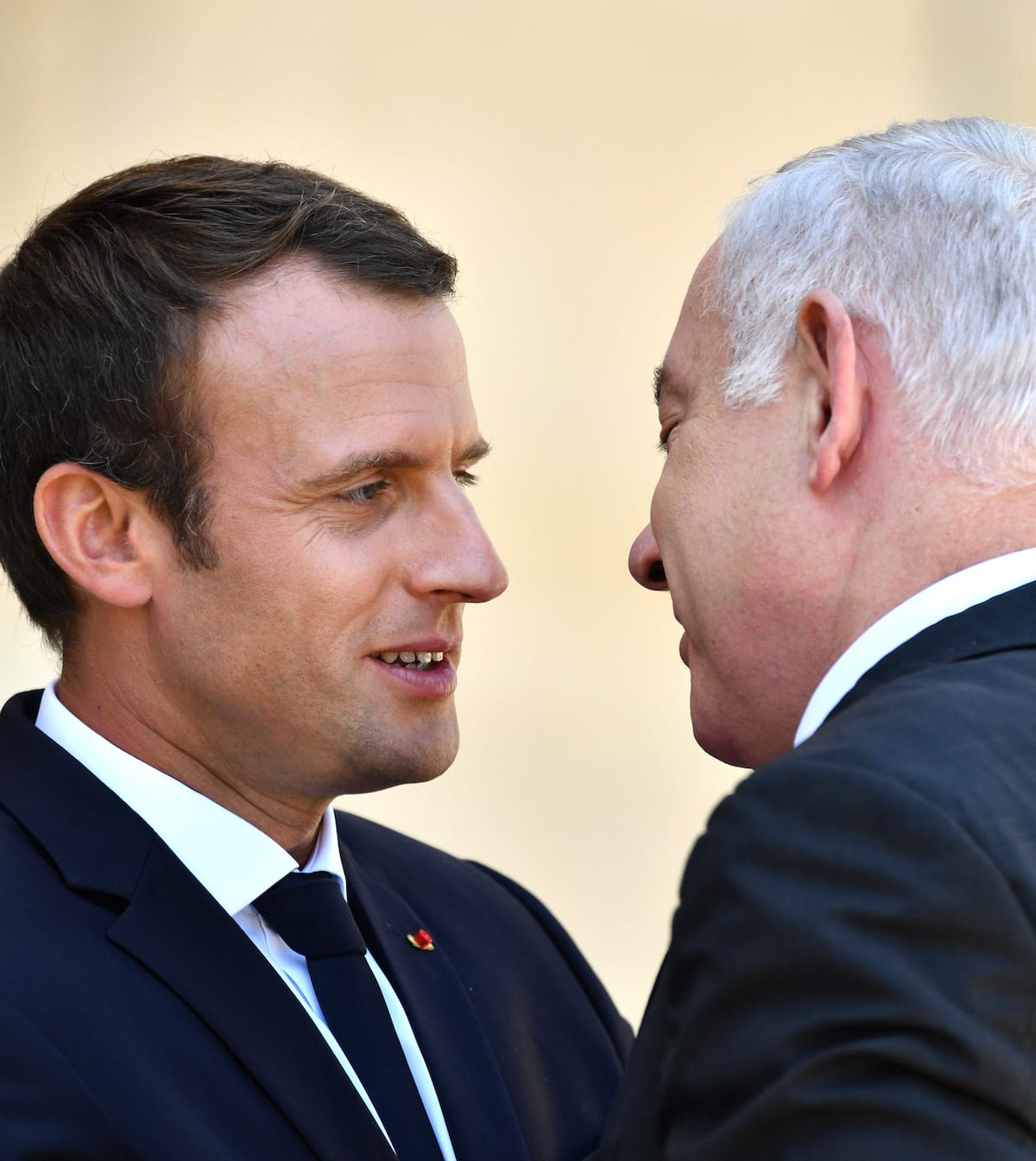 Netanyahu and Macron mark mass killing of French Jews