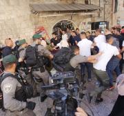 Unrest continues around Al-Aqsa as protests mount