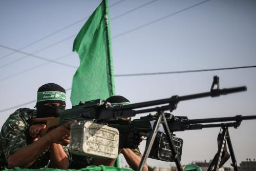 Israel: No talks with PA unless Hamas disarms