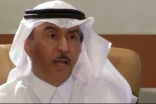Saudi Arabia's ambassador to Algeria, Sami Bin Abdullah Al-Saleh