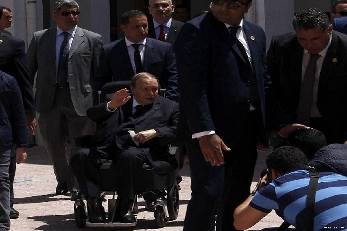 Image of Algerian President, Abdelaziz Bouteflika [Assabeel.net]