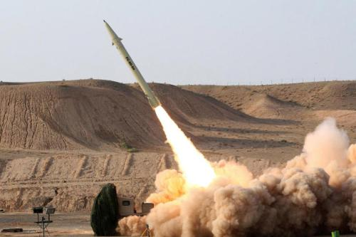 Developing a missile programme is Iran's sovereign right, says Russia