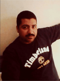 32-year-old Osama Gomaa was handed a death sentence for allegedly killing a pro-coup bus driver in Egypt in 2013. [breakcuffsegy/Twitter]
