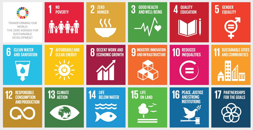 "UN Resolution: ""Transforming our world: the 2030 Agenda for Sustainable Development"" [Wikipedia]"
