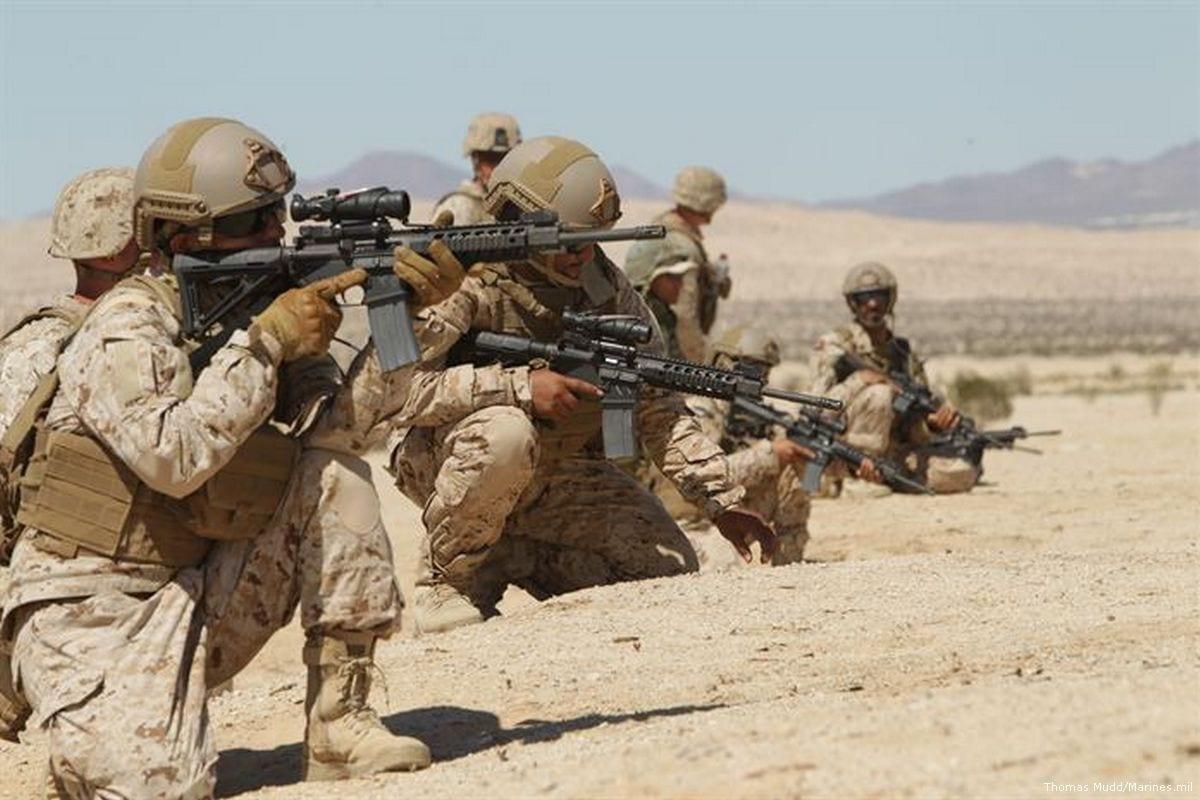 Image of UAE soldiers [Thomas Mudd/Marines.mil]