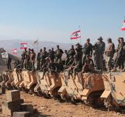 UK affirms unwavering support for Lebanon army