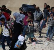 Russia: Over 1,100 Syria refugees returned in 24 hours