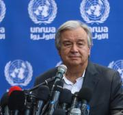 UN Chief calls for supporting efforts to avoid escalation in Gaza