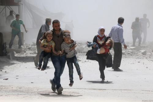 UNICEF: 30 children killed in Syria's East Ghouta this year