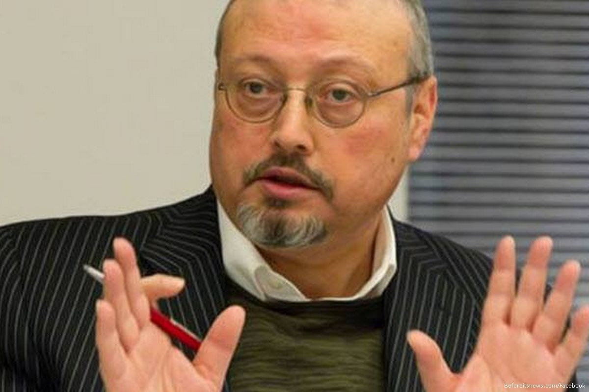 Khashoggi: the deal of the century will disappear – Middle ...