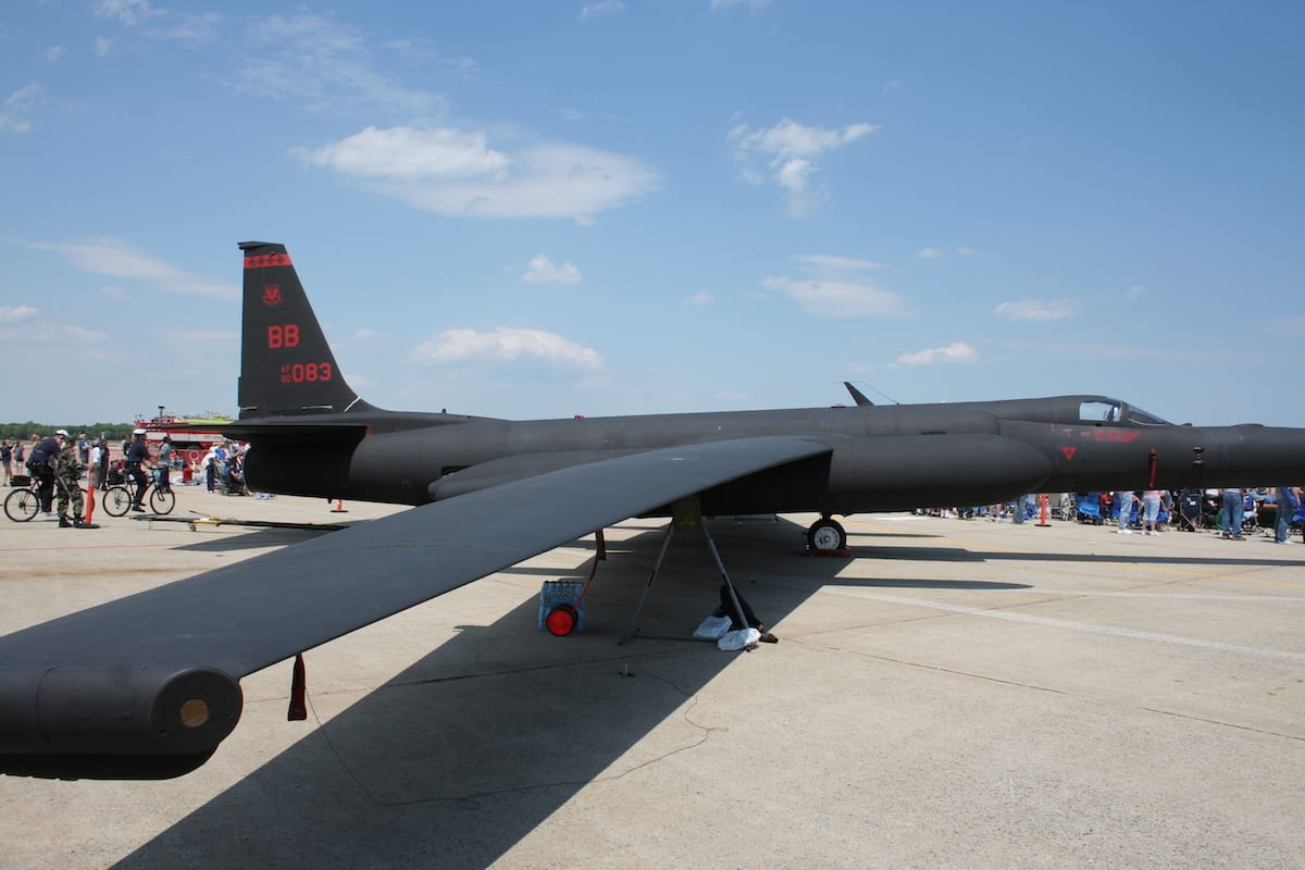 Catching' a U-2 fresh back from America's air wars – Middle