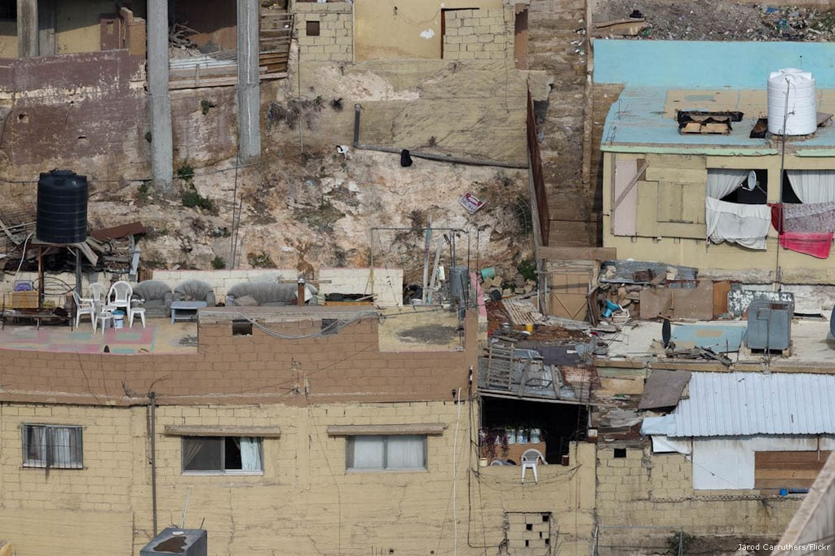 Poor neighbourhoods in Egypt suffer from improper infrastructure and limited access to electricity [Jarod Carruthers/Flickr]