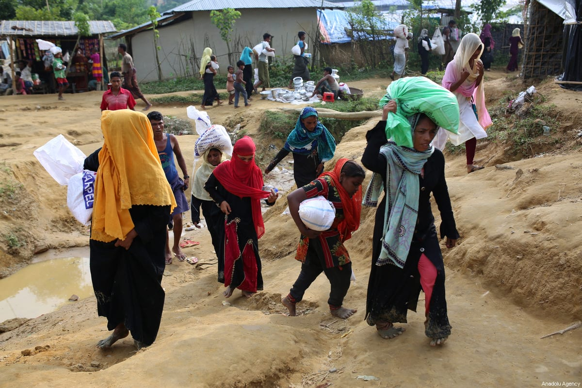 U.S. initiates actions against Myanmar over Rohingya