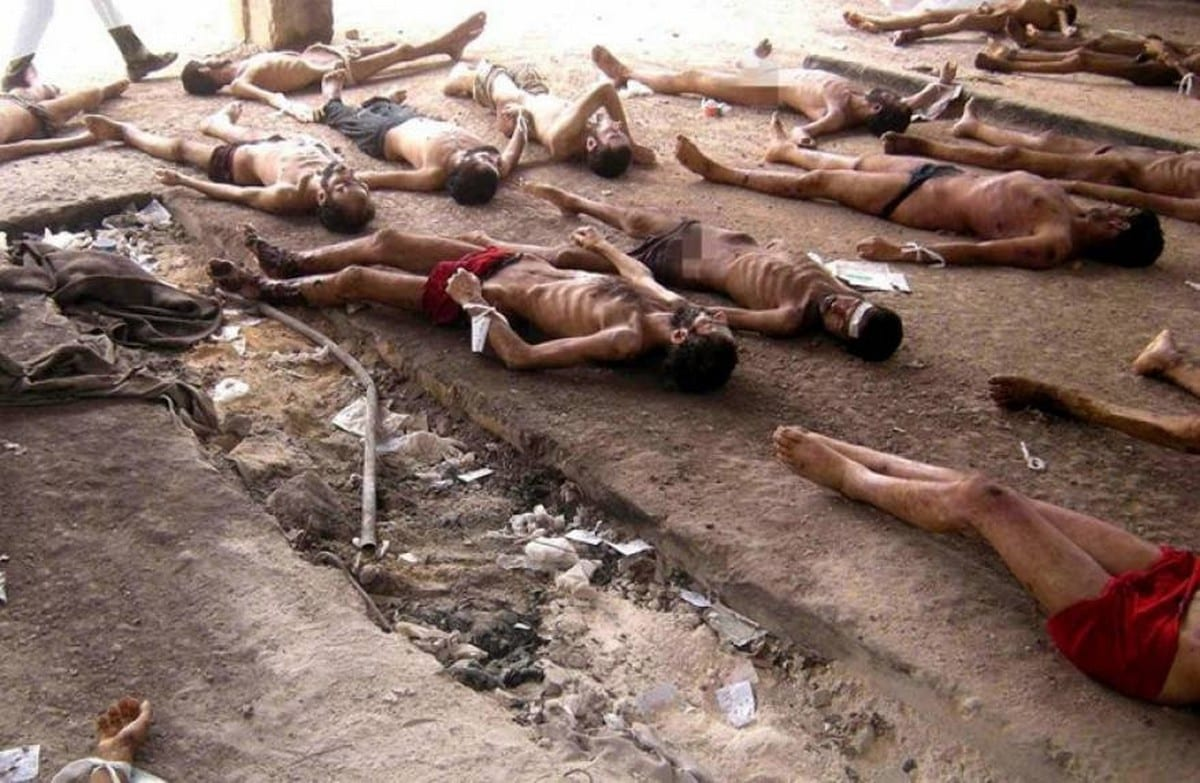 32 Syrians have been tortured to death in August 2017, 27 at the hands of the Assad regime, according to the Syrian Observatory for Human Rights