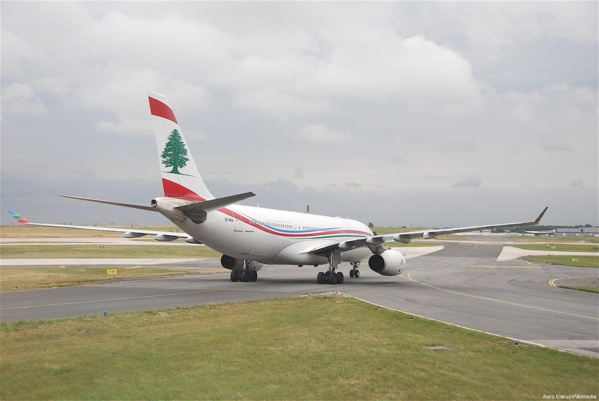 Lebanon's Middle East Airlines (MEA) [Aero Icarus/Wikimedia]