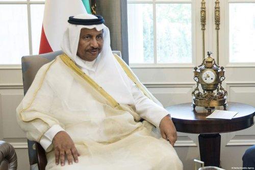 Former Prime Minister of Kuwait, Sheikh Jaber Al-Mubarak Al-Hamad Al-Sabah on 14 September 2017 [Ali Balıkçı/Anadolu Agency]