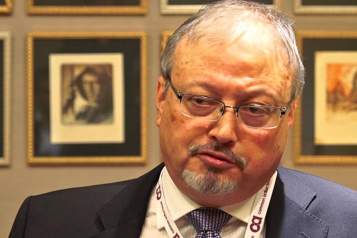 Jamal Khashoggi, Saudi journalist [Twitter]