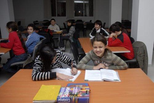 Primary school pupils in Algeria [Magharebia/Flickr]