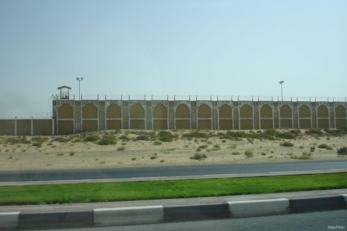Military prison in Sharjah, UAE [Step/Flickr]