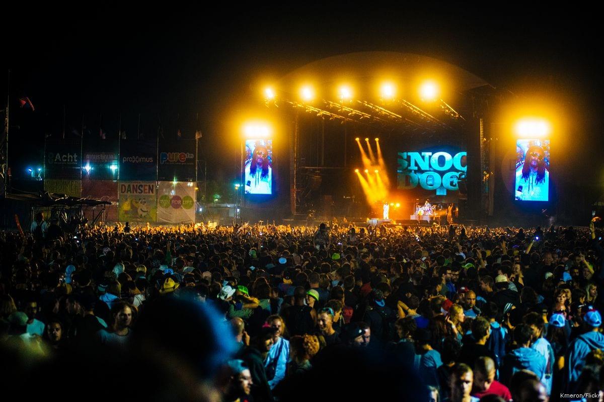 US hip-hop artist Snoop Dogg performs live [Kmeron/Flickr]