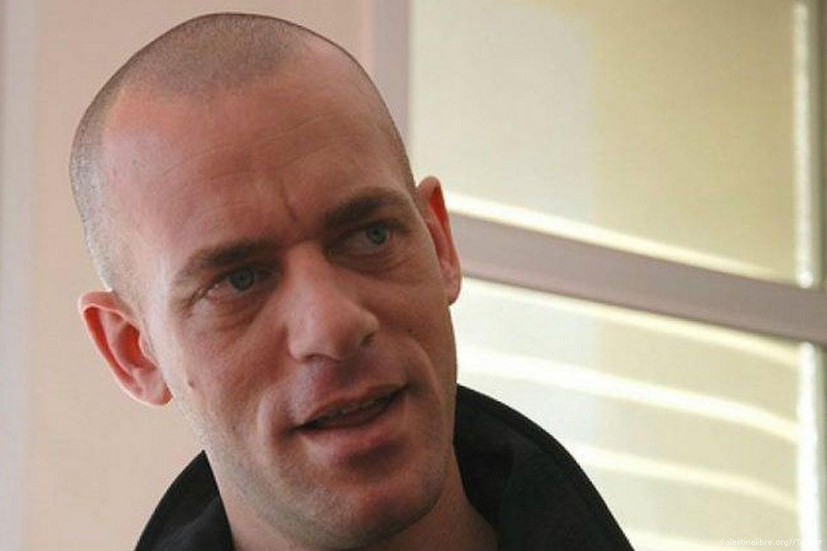 French-Palestinian activist Salah Hamouri [Palestinalibre.org/Twitter]