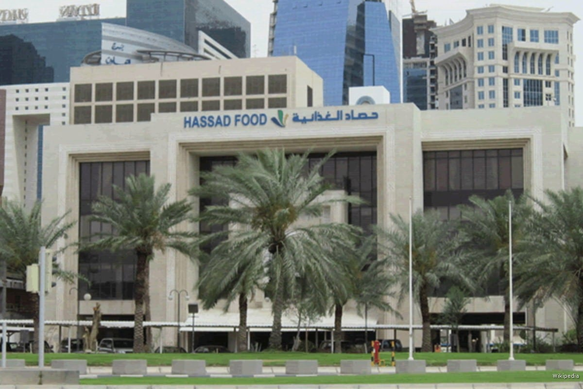Qatar exports food for first time since start of siege