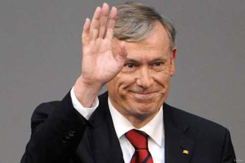 UN envoy for Western Sahara, Horst Koehler [Twitter]