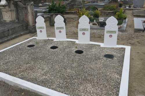 Muslim cemetery [Wikipedia]