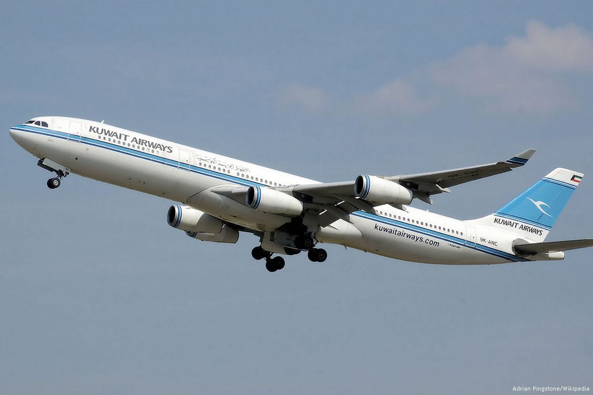 Kuwait Airways [Adrian Pingstone/Wikipedia]