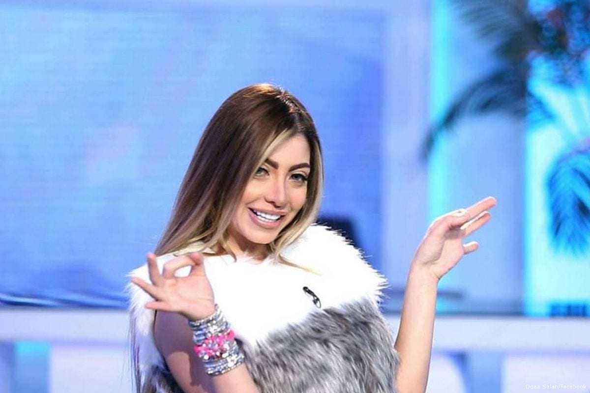 Egyptian TV presenter sentenced to 3 years for 'promoting indecency&#39