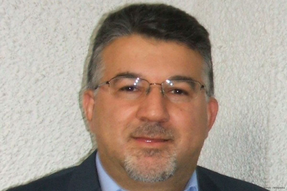 MK Yousef Jabareen, one of the participants in the advocacy mission in Brussels [רדיומן -/Wikipedia]