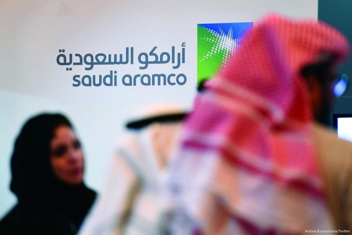 Saudi Aramco employees [Notizie Economiche/Twitter]