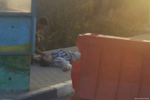 Palestinian shot, seriously injured by Israeli army
