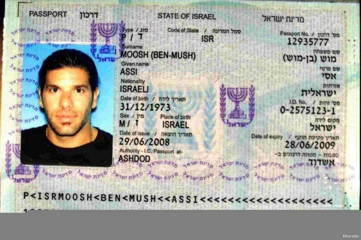 Israeli who headed Colombia child prostitution ring arrested in