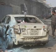 Bombing kills 2 tribal fighters in western Iraq