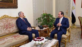 Why Egypt's meddling in Libya's affairs is worrying