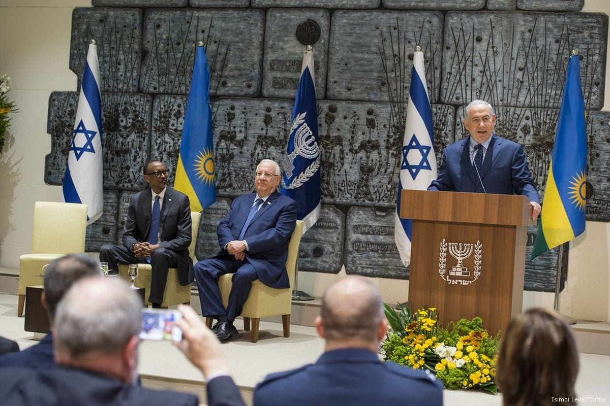 Israel to open embassy in Kigali