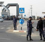 Egypt-Gaza border opens under PA control for first time in a decade