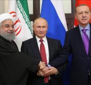 Turkey, Russia, Iran agree on Syrian dialogue summit