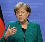 Merkel welcomes EU-Turkey meeting to improve ties