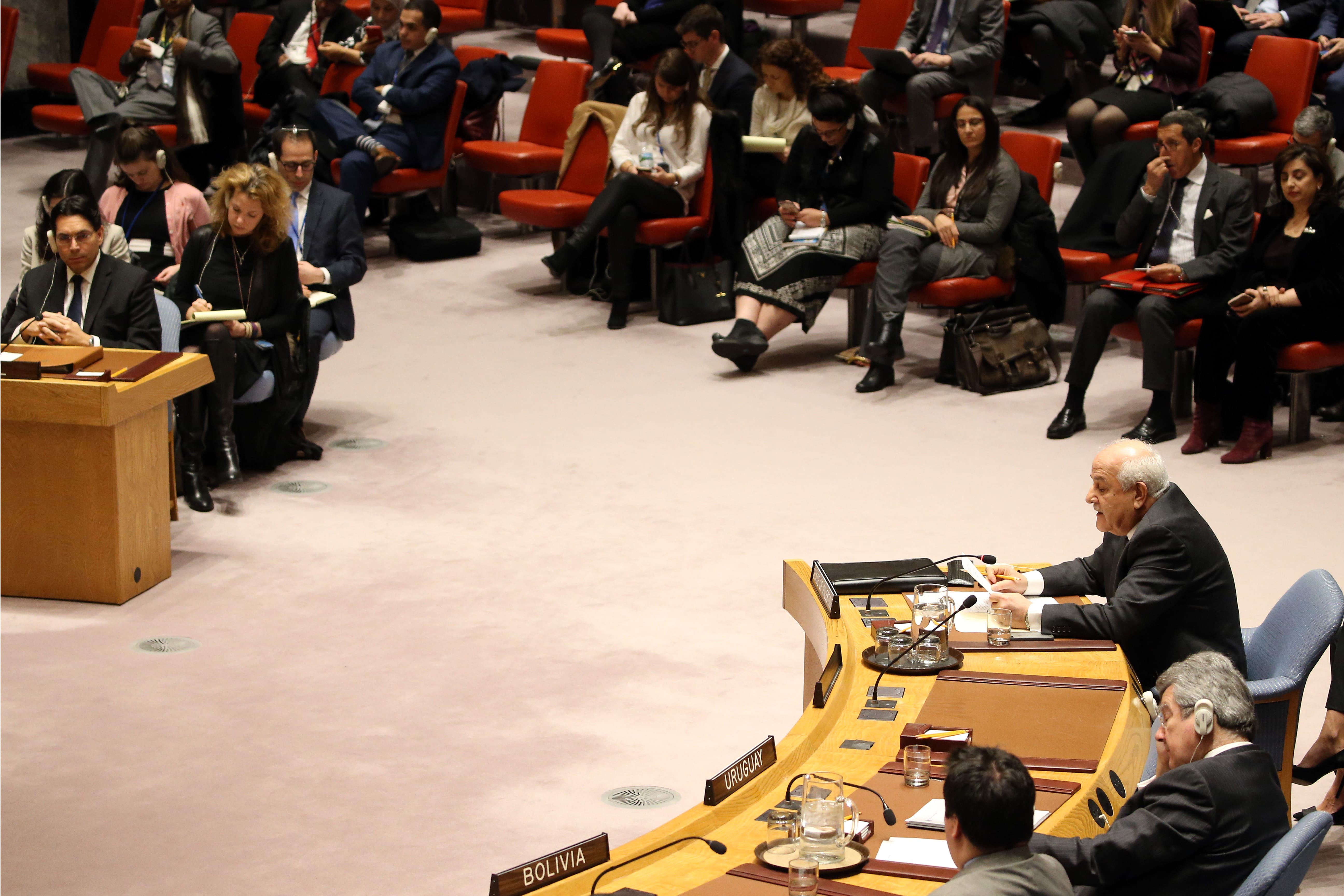 Us Uses Veto To Protect Israel At The Un Again Middle