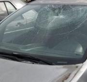 Israel settlers attack Palestinian cars with stones