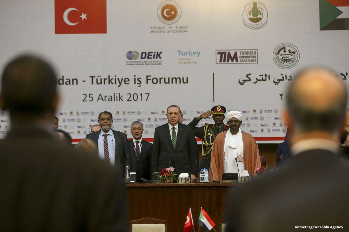 Turkish president wraps up historical debut visit to Sudan