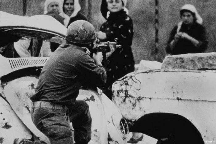 The First Intifada: Nostalgia