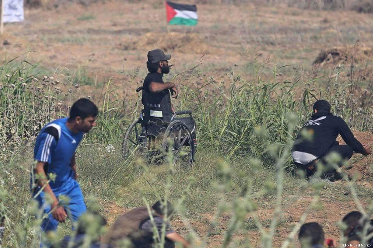 wheelchair killer rocking chair replacement rockers israel army exonerates itself over killing of palestinian