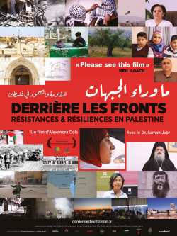 Poster of Beyond the Frontlines: Tales of Resistance and Resilience in Palestine