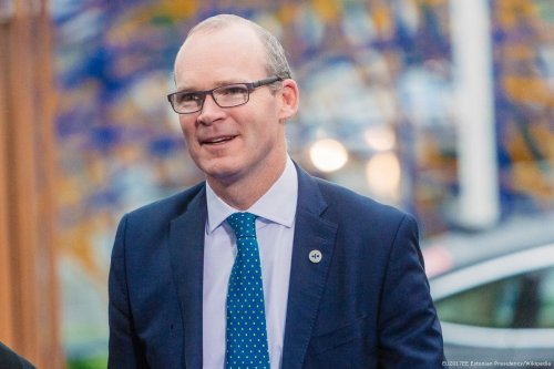 Ireland's Minister for Foreign Affairs and Trade, Simon Coveney [EU2017EE Estonian Presidency/Wikipedia]