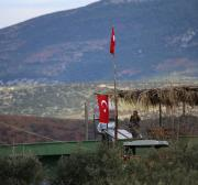 Rockets from Syria hit Turkish border town
